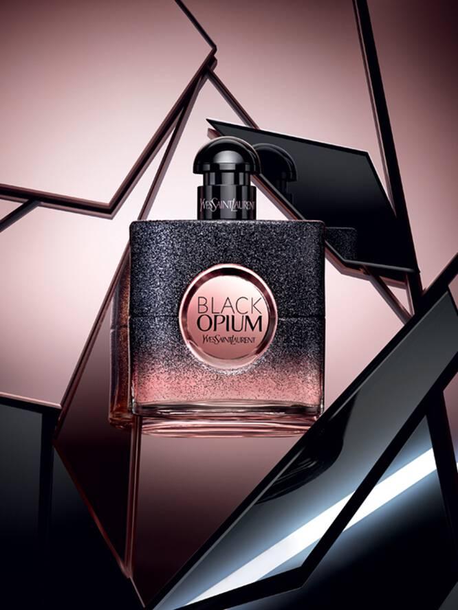 Black Opium Floral Shock Fragrance Ysl