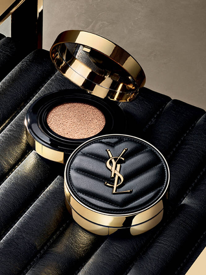 Le Cushion Encre De Peau The Best Foundation By Ysl Beauty
